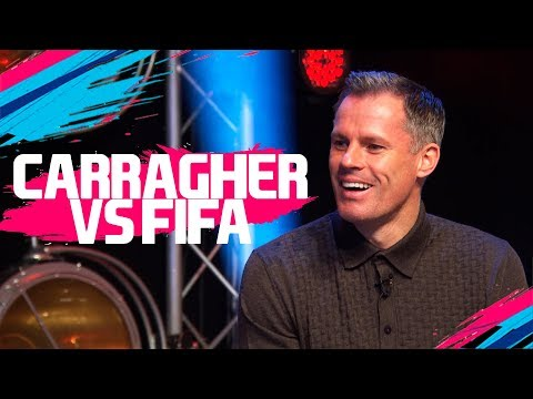 Is Virgil van Dijk the world's BEST centre back?  | CARRAGHER VS FIFA 19