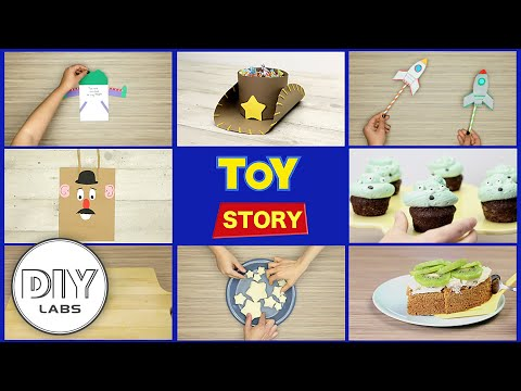 TOY STORY Party | DIY Decorations, Snacks, Party Props and Birthday Cake