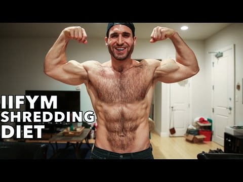 That SHREDDED Diet Ep. 7 | Meal By Meal Full Day Of Eating On a Cut