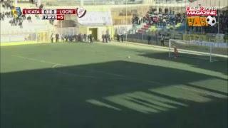 Licata - Locri 0-0 gara integrale