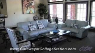 Gateway at College Station | College Station TX Apartments | The Dinerstein Companies