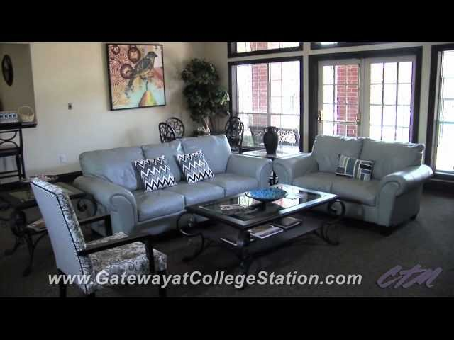 Gateway at College Station video tour cover