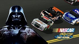 Idiots of NASCAR: Darth Vader at Daytona