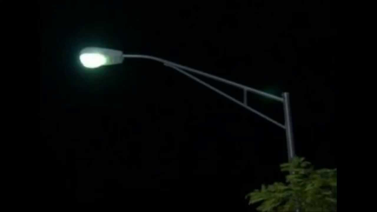 Street Lamp Buzzing Ambient Light Sound for 12 Hours White Noise