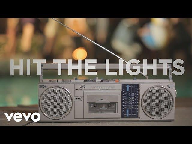 Selena Gomez & The Scene - Hit The Lights (Lyric Video)
