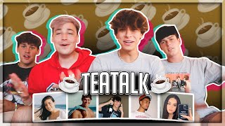 Josh Richards & Nessa Barrett Dating Rumours! #Teatalk Bryce Hall Confronts Jordan Tucker!