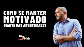 Motivação em Vendas | Diego Maia | #BóraVoar