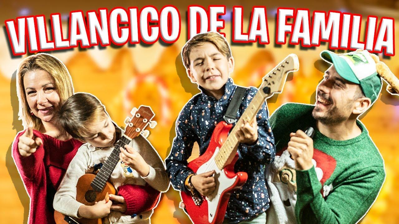EL VILLANCICO DE LA FAMILIA (Canción FAMILIAR para NAVIDAD 2020/21)