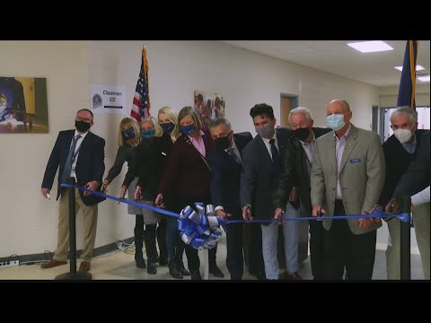 May River High School adds multi-million dollar new wing