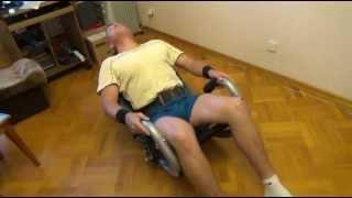 2 Тренажер для мышц корпуса в реабилитации для инвалидов(Универсальная система реабилитации всех видов паралича (вследствие нейротравм: ЧМТ, травм позвоночника..., 2013-05-23T15:58:15.000Z)