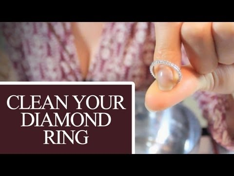clean-your-diamond-ring!-jewelry-cleaning-ideas-that-save-time-&-money!-(clean-my-space)