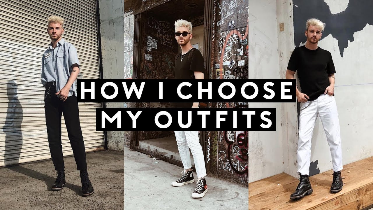 HOW I CHOOSE OUTFITS EVERY DAY