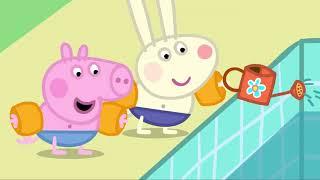 Мультфильмы Серия   Свинка Пеппа   S02 E20 Плавание