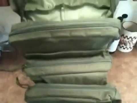 US Army medic bag review