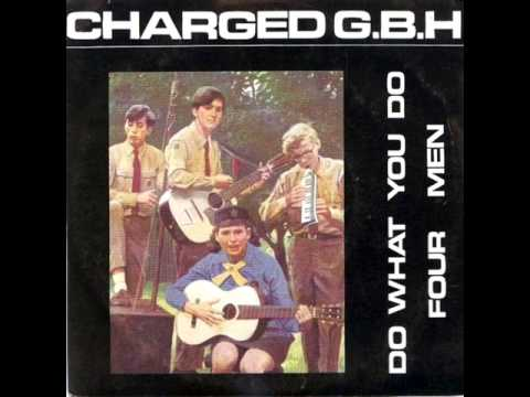 GBH - Do What You Do EP (1984)