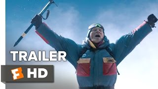 Everest TRAILER 2 (2015) - Jake Gyllenhaal, Jason Clarke Movie HD