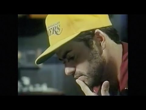 "George Michael in studio, 1990 - ""Praying for Time"""