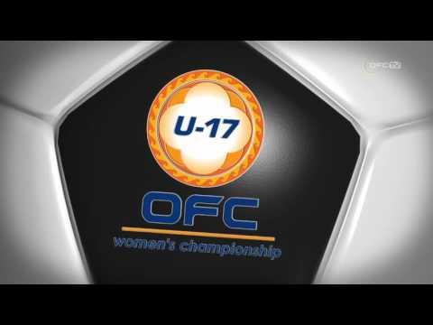 2016 OFC U17 Women's Championship   New Caledonia v Tonga - Highlights