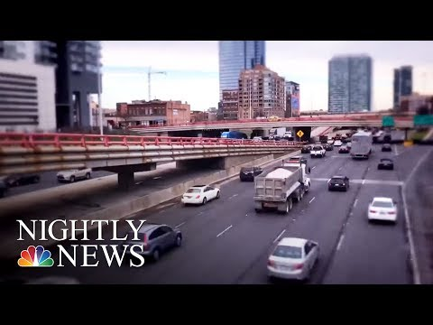 Download Youtube: Busiest Thanksgiving Travel In A Decade | NBC Nightly News