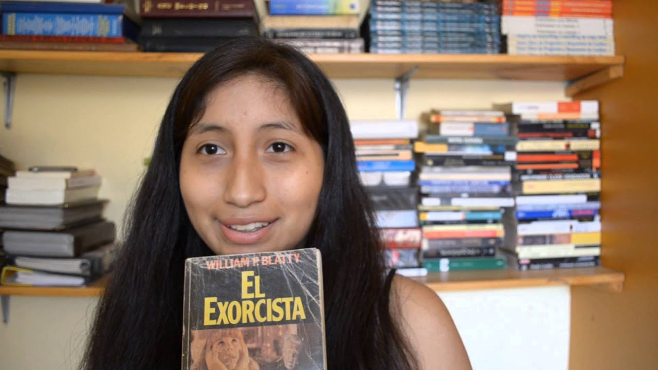 El Exorcista Libro El Exorcista Libro William Peter Blatty Youtube