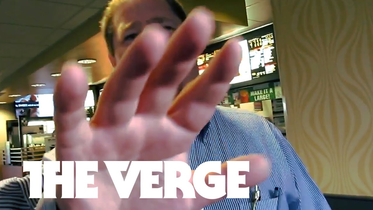 Why does everyone hate Surveillance Camera Man? - Verge Update ...