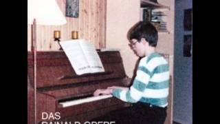Rainald Grebe - Lied des Konservierungsstoffes kurz vor Ablauf seines Verfallsdatums