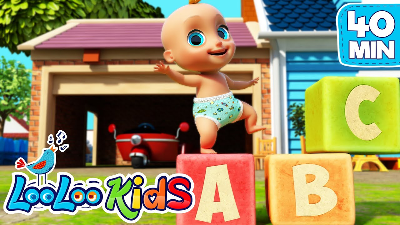 ?The ABC SONG and more Learning Songs for KIDS | LooLoo KIDS