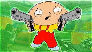 Black Ops 2 Voice Trolling - Family Guy vs. Angry Gamers! (COD BO2)