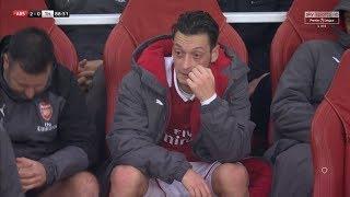 Mesut Özil vs Tottenham Hotspur (Home) 17-18 HD 1080p [EPL]