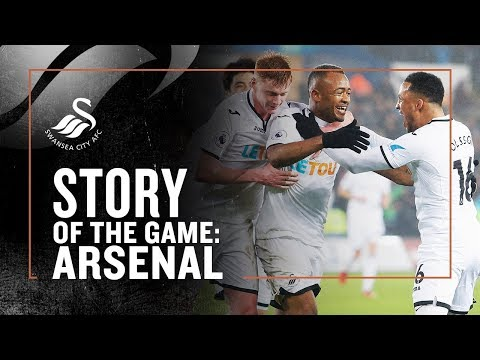 Story of the Game: Swansea v Arsenal | Clucas sinks the Gunners