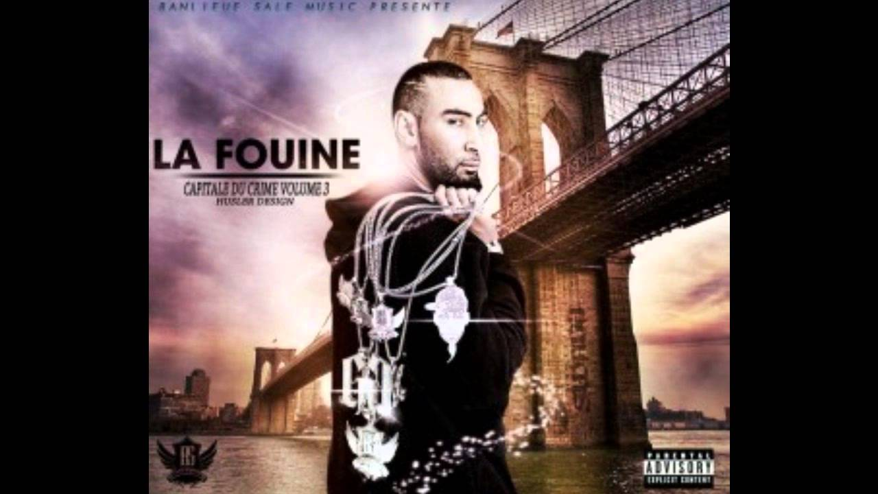 album la fouine capitale du crime vol 3