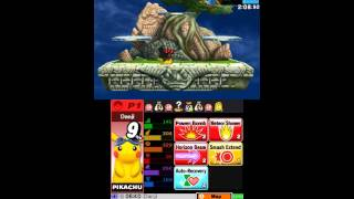 The Weekly Beating #24 - Smash Run (Smash Bros for the 3DS)