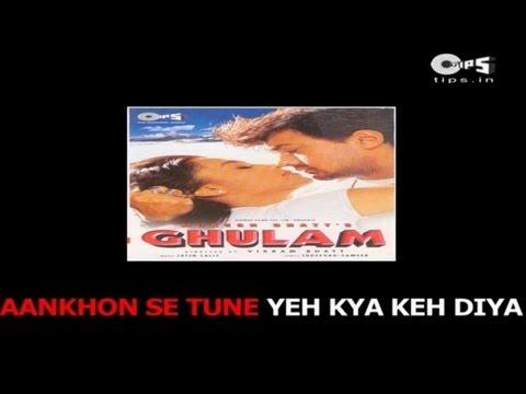 Aankhon Se Tune Ye Kya Karaoke 4 Duet | New Hindi Video Songs