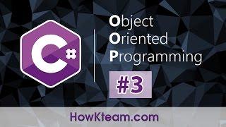 [Khóa học lập trình hướng đối tượng C#] - Bài 3: Các loại phạm vi truy cập | HowKteam