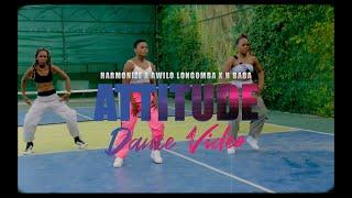 Harmonize x Awilo Longomba x H Baba - Attitude (Official Dance Video)