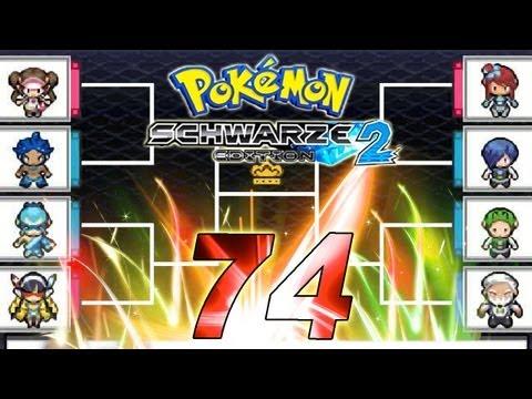 Let's Play Pokemon Schwarz 2 Part 74: Arenaleiter Turnier