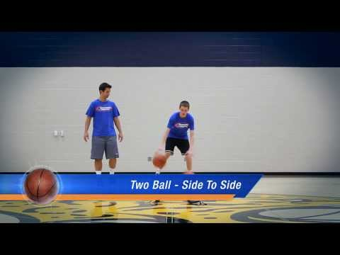 Basketball Dribbling Drills - The Speed Ladder Series