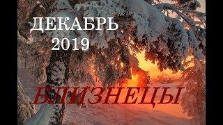 БЛИЗНЕЦЫ. ДЕКАБРЬ 2019 г. ГЛАВНЫЕ ЗАДАЧИ на МЕСЯЦ!!!