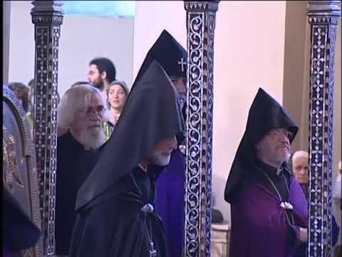 The Divine Liturgy Of The Armenian Apostolic Church (Part 2/5)