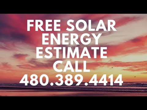 Best Residential Commercial Portable Renewable Solar Power Energy System Chandler AZ
