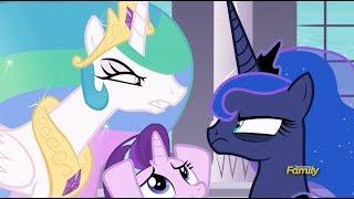 Celestia & Luna Argue - A Royal Problem