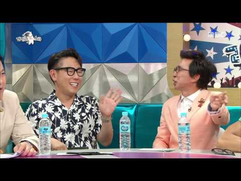 [RADIO STAR] 라디오스타 -  Song Baekgyeong saw the Yang Hyun-suk in front of  Lee Eun-joo?!20170628