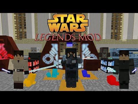Star Wars Mod (Legends Minecraft Mod)