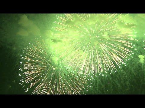 Kỷ lục Guiness pháo hoa nặng 460kg