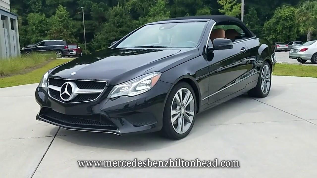 USED 2014 MERCEDES BENZ E CLASS E350 At Mercedes Benz Of Hilton Head U  #MP0972