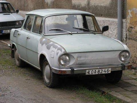 Dekina SKODA S100 L 1970