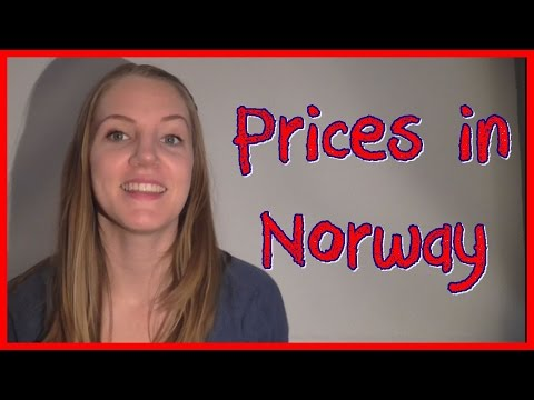 Prices in Norway: Grocery Stores