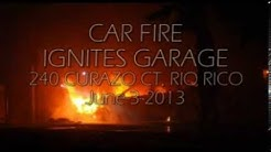 FIRE CURAZO CT, RIO RICO AZ