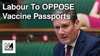 Labour AGAINST Vaccine Passports For Nightclubs