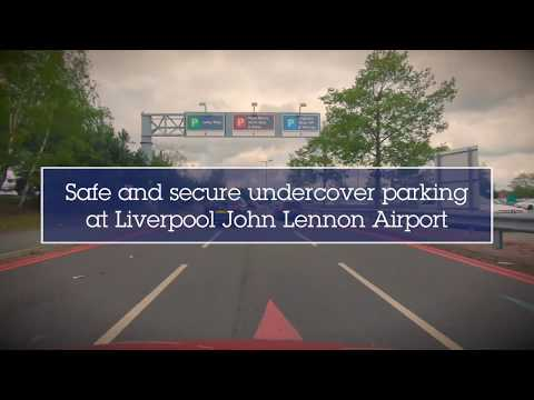 Short Stay Car Park Airport Parking Liverpool John Lennon Airport
